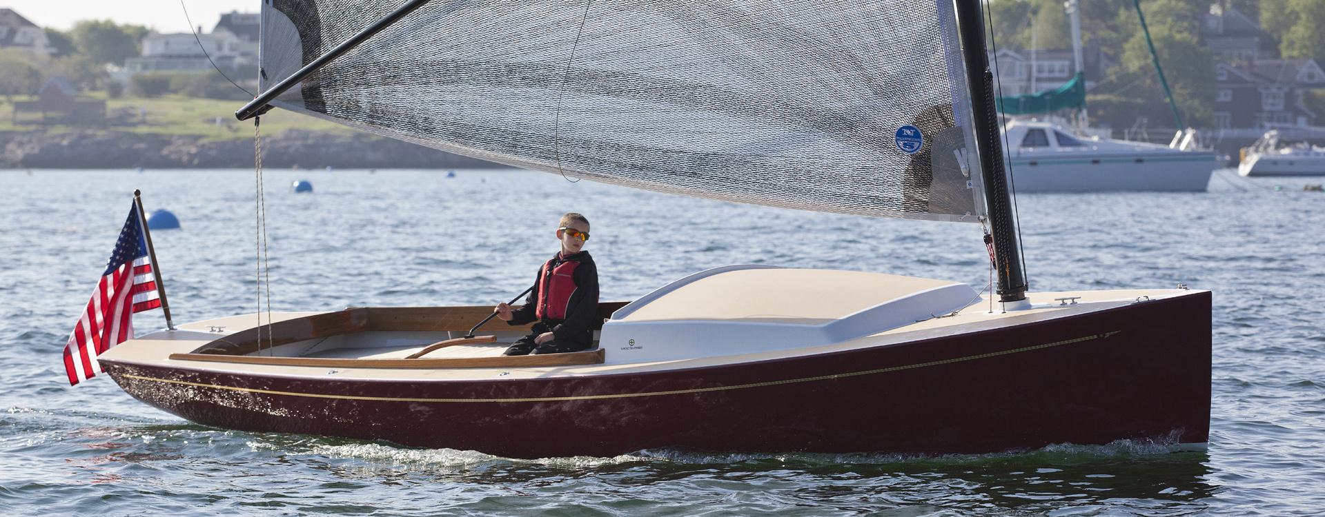 Marblehead 22 | Zurn Yacht Design