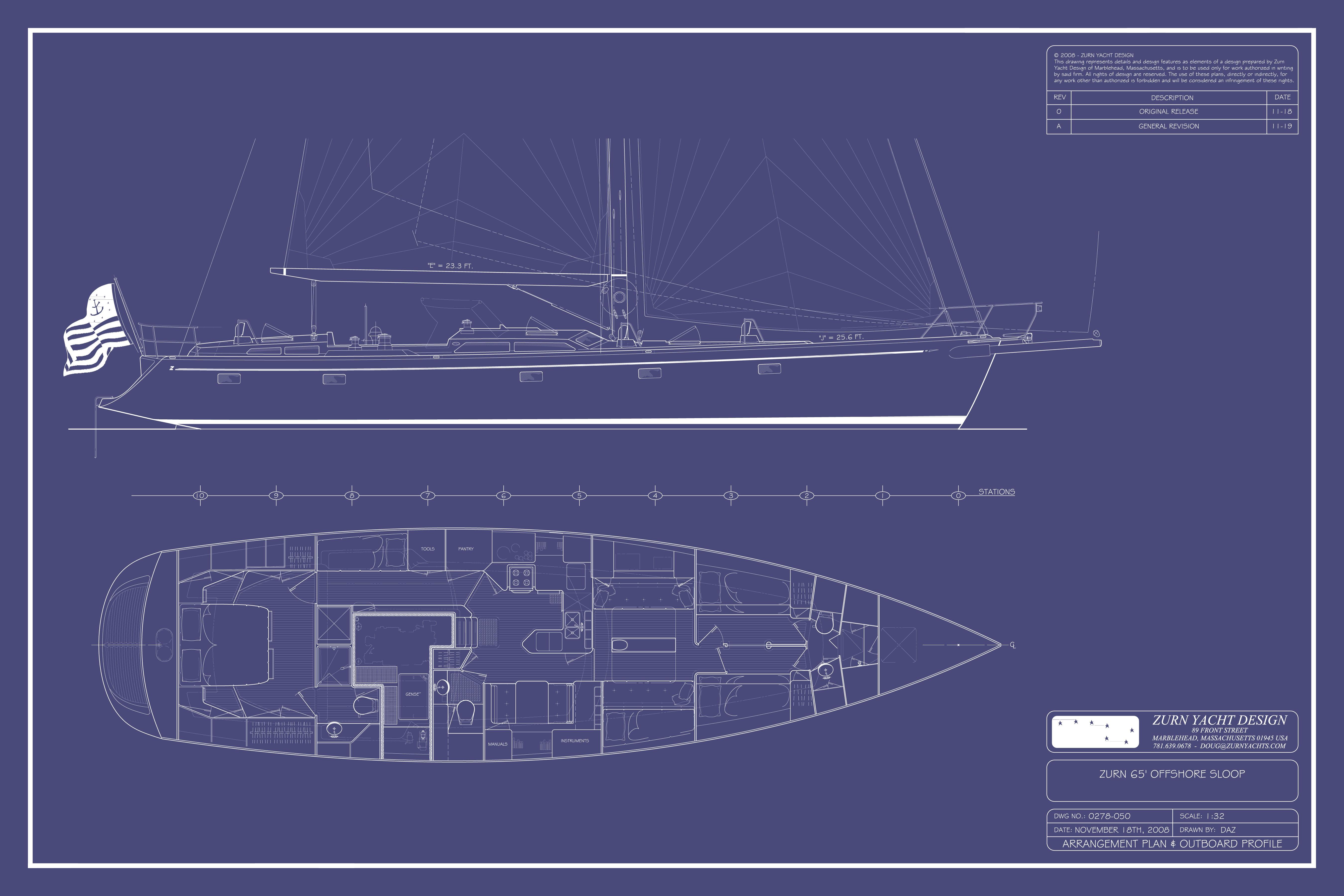 Design 0278 Zurn 65 Yacht Mad Max Engine Diagram